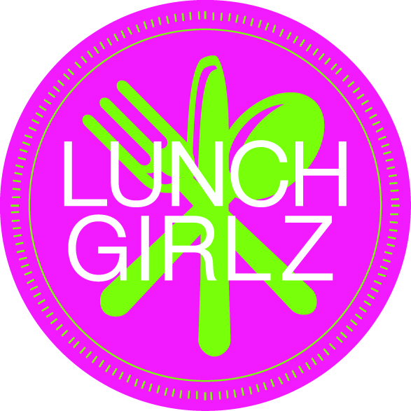 Lunch Girlz Circle Logo